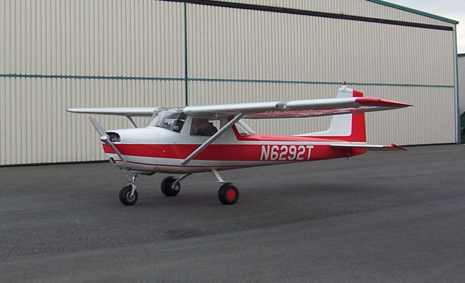 1965 cessna 150e n6292t vfr this aircraft is our primary