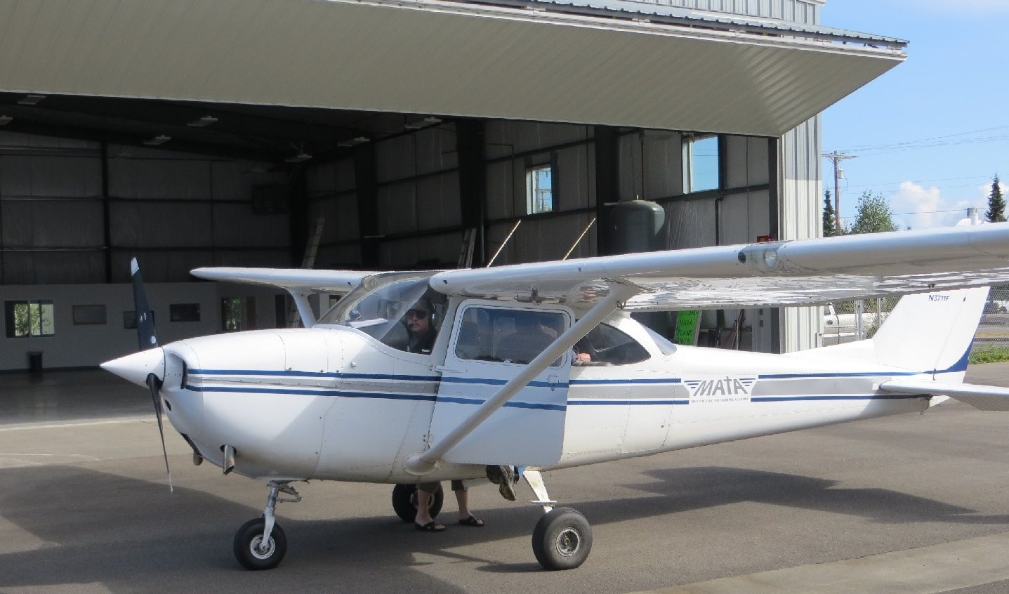 Cessna 172-Date Removed-2